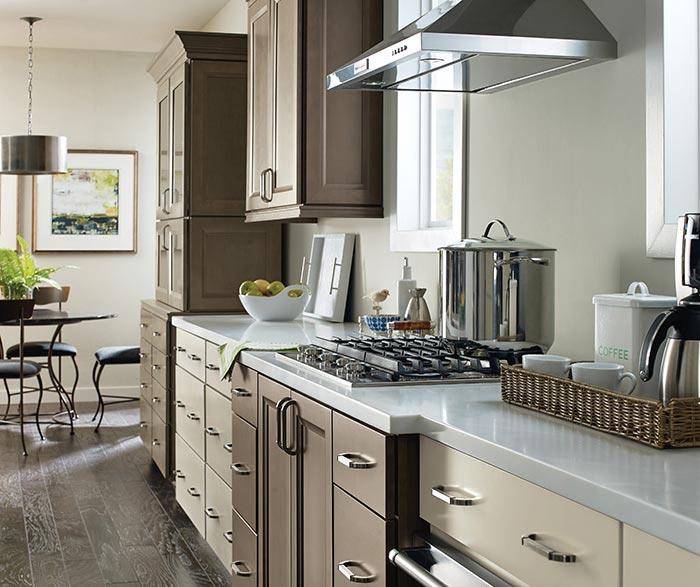 LED Rigid Strip Cabinet Lighting - Schrock Cabinetry